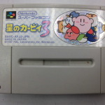 高円寺 ゲーム ソフト 星のカービィ3 買取 しました! GAME スマホ 携帯 買い取り
