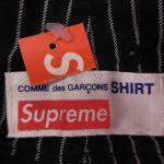 Supreme × COMME des GARCONS SHIRT 買取 下北沢 -DOSTYLE