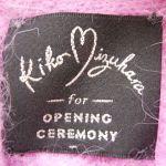 下北沢 Kiko Mizuhara for OPENING CEREMONY 買取 致しました!-DOSTYLE下北沢店