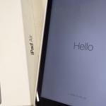 Apple iPad Air Wi-Fiモデル 16GB MD785JA アップル アイパッド エアー MD785JA スペースグレイ 買取 しました!! ドラマ 高倉 店 八王子 多摩平 日野 tablet タブレット iPad アイパッド 買取
