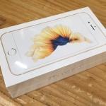 Apple au iPhone6s 64GB gold 買取 しました!ドラマ 高倉 店 八王子 多摩平 日野 iPhone ipad 買取