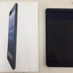 アップル au iPad mini 16GB Wi-Fi Cellular Black(MD540JA) 買取 しました!! ドラマ 高倉 店 八王子 多摩平 日野 tablet タブレット iPad アイパッド 買取
