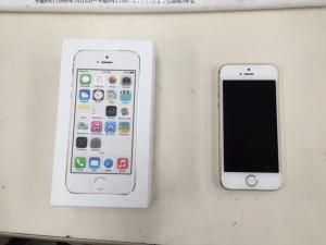 Apple iPhone 5S 16GB 買取 しました!! ドラマ 高倉 店 八王子 多摩平 日野 tablet タブレット iPad アイパッド 買取