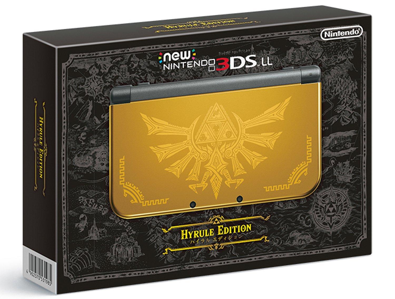 3DS 本体 New 3DS LL ハイラル エディション 買取 しました!ドラマ 下北沢 P9 店 世田谷 下北沢 ゲーム 買取