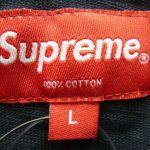 下北沢 古着 買取 Supreme 16SS Arc Logo L/S Tee アーチロゴ ロングスリーブ Tシャツ 買取致しました! DOSTYLE下北沢店