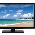 神奈川 テレビ 買取 します! OEN 20V型 1波(地上デジタル) ハイビジョン液晶テレビ ブルーライトガード搭載 ブラック DTC20-13B 二本松店