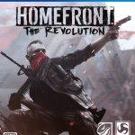 PS4 HOMEFRONT the Revolution 買取 しました! 高倉 八王子 多摩平 日野 高倉 ゲーム 買取