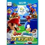 WiiU マリオ&ソニック AT リオオリンピック  買取 しました。 ドラマ 日野南平 店 ゲーム 買取 。