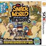 3DS スナックワールドトレジャーズ 買取 致しました! 杉並区 中野区 高円寺 DORAMA高円寺駅前店