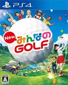 PS4 みんなのゴルフ 買取