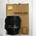 世田谷 Nikon AF-S NIKKOR 50mm f/1.8Gを買取致しました! ドラマ下北沢総合買取店