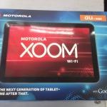 MOTOROLA au Motorola XOOM Android3.0 Honeycomb搭載タブレット TBi11M 買取りました!【二本松店】