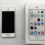 iPhone 5S 16GB 買取 しました!