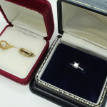下北沢総合買取店 K18リング、Pt900ダイヤリングを買取ました!