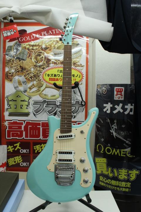 下北沢総合買取店 ギターを買取しました!