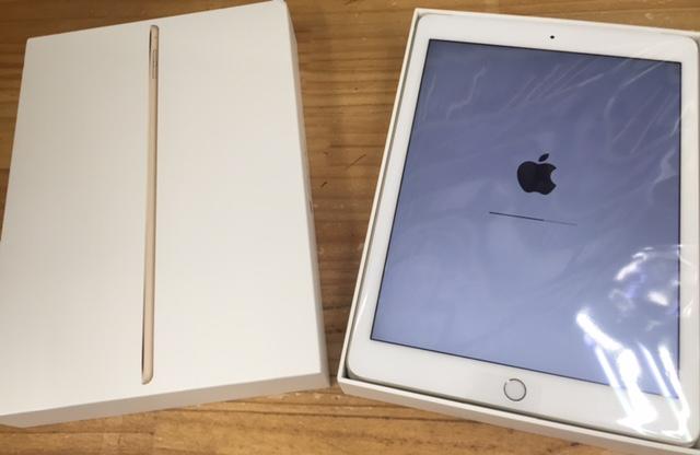 (au) iPad Air 2 Wi-Fi Cellular MH1C2JA ゴールド(16GB)(iOS) 買取 しました!ドラマ 高倉 店 八王子 多摩平 日野 iPhone ipad 買取