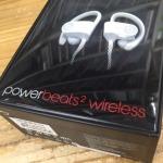 ビーツ バイ ドクタードレ Powerbeats2 ワイヤレスヘッドフォン(ホワイト)Apple BEATS BY DR.DRE BT IN PWRBTS V2 WHT [ホワイト] MHBG2PAA BEATSPOWERBEATS2-WHT 買取 しました!ドラマ 高倉 店 八王子 多摩平 日野 iPhone ipad 買取