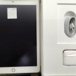 iPad Air2 Wi-Fi Cellular 64GB au 買取 しました! 八王子 めじろ台 iPad 買取