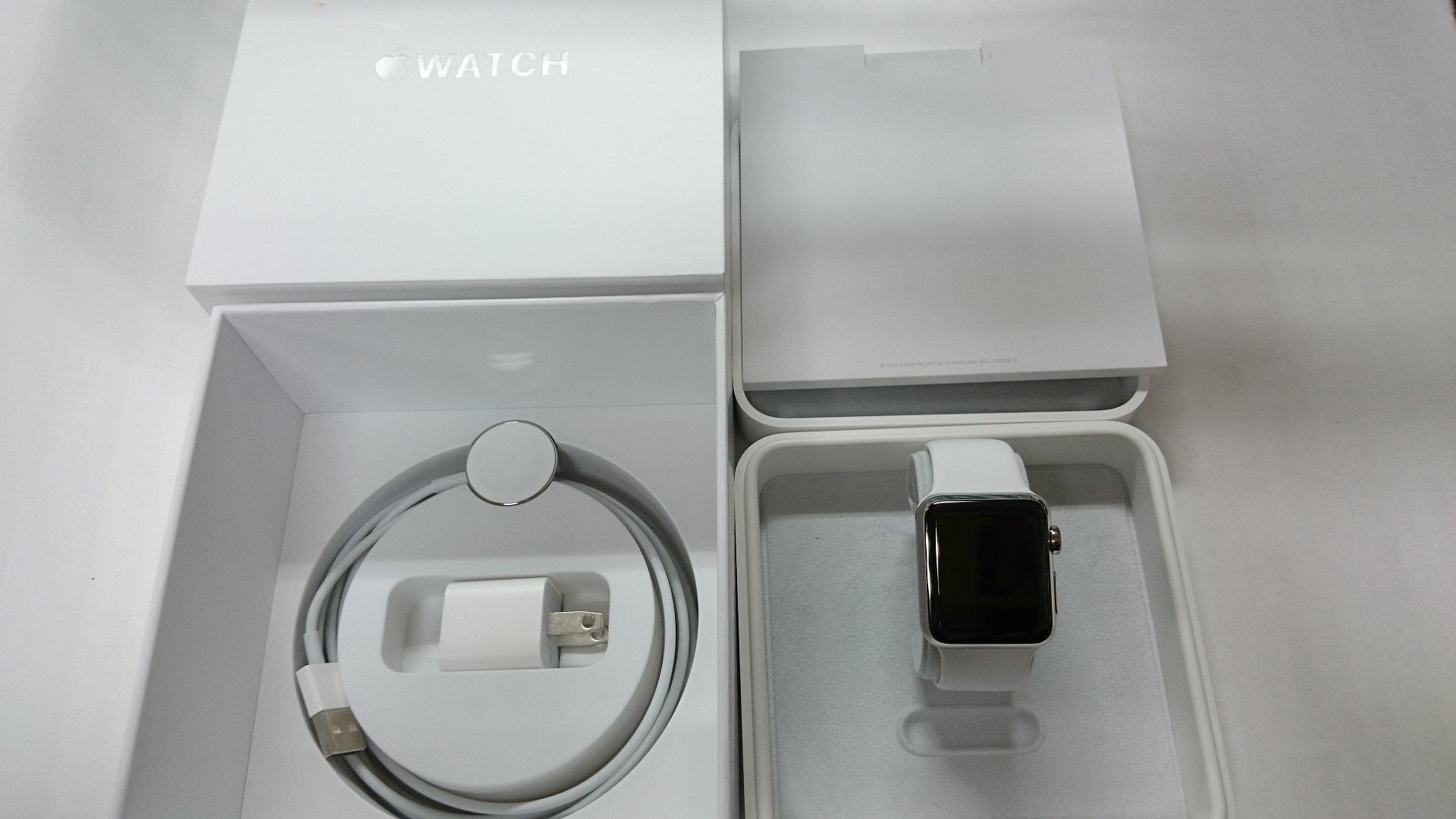 相模原 applewatch 買取 MJ302J/A 買取 しました! 二本松 店