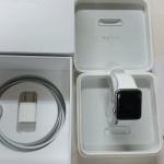 神奈川 アップルウォッチ 買取 apple Apple Watch 42mm MJ3V2J/A ホワイトスポーツバンド 買取ました! 二本松 店