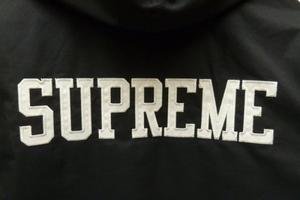 下北沢 古着 買取 Supreme × Champion シュプリーム × チャンピオン 13AW Paisley Zip Up Jacket ペイズリー ジップアップ ジャケット 黒 買取致しました!-DOSTYLE下北沢店