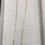 世田谷 K18 破損ネックレスを 買取致しました! ドラマ下北沢総合買取店