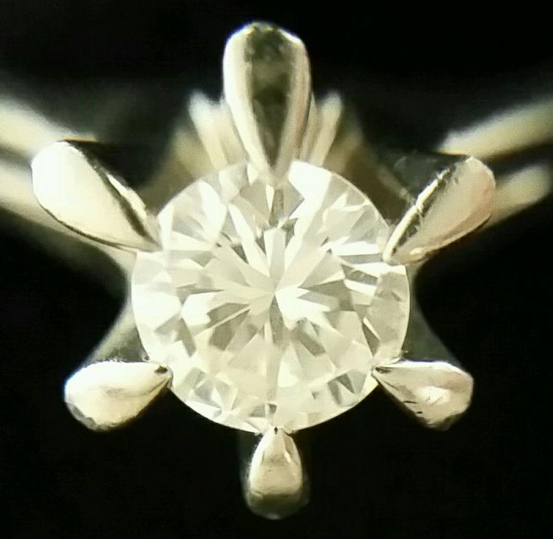 世田谷 0.77ct ダイヤモンド Pt900 リング を 買取致しました! ドラマ下北沢総合買取店